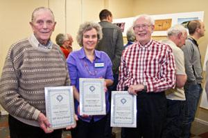 SCPF Roll of Honour - Bracknell Three