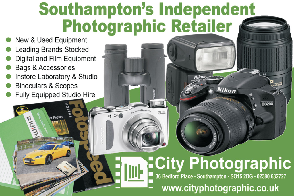City Photographic - Southampton's Independent Photographic Retailer