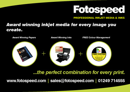 Fotospeed - professional inkject media and inks