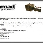 Nomads Print Boxes
