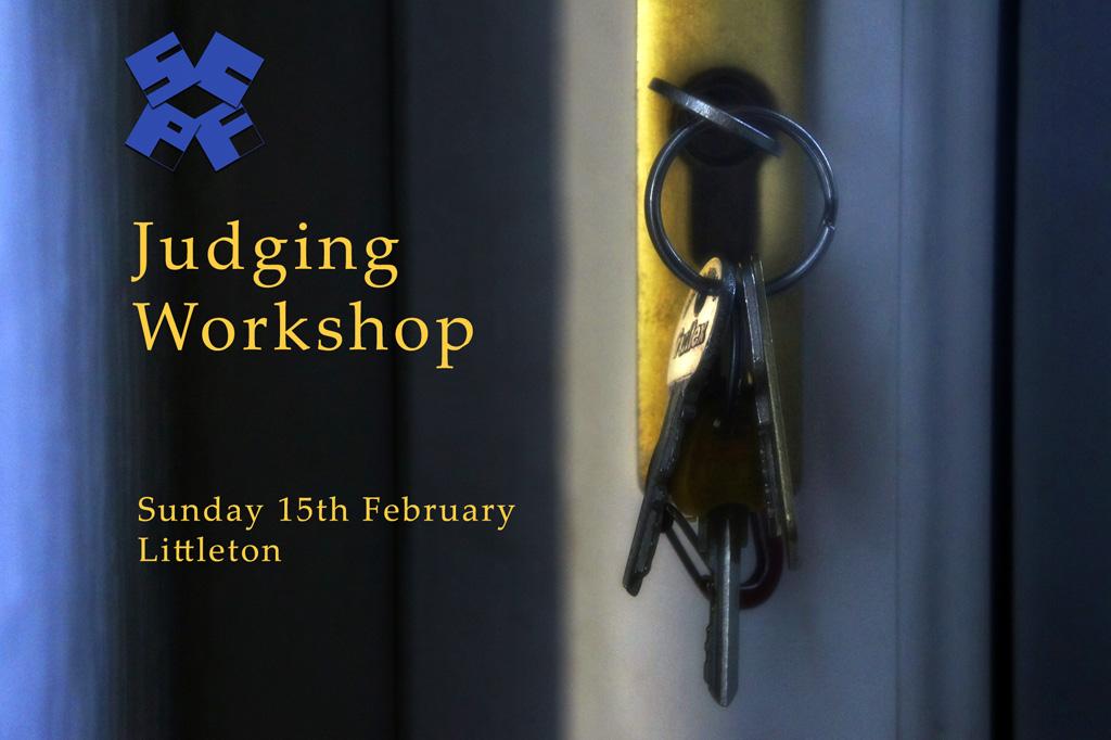 Judging Workshop 15th February 2015