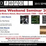 Arena Seminar 2015