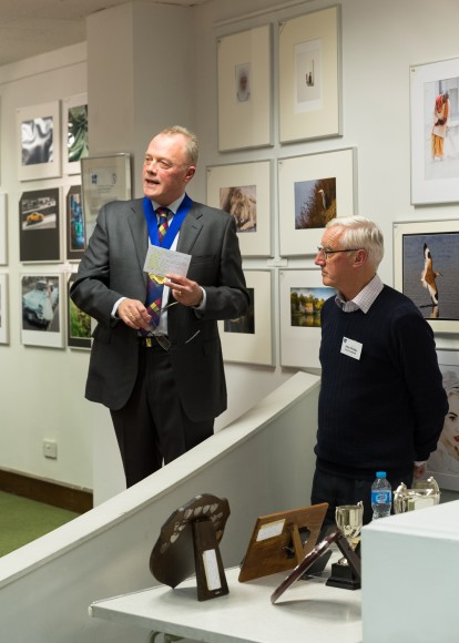 SCPF Exhibition Opening